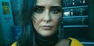 Cyberpunk 2077 Rogue Amendiares Romance