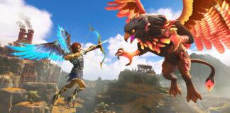 Immortals Fenyx Rising Legendary Animals