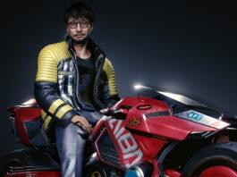 Cyberpunk 2077 Hideo Kojima