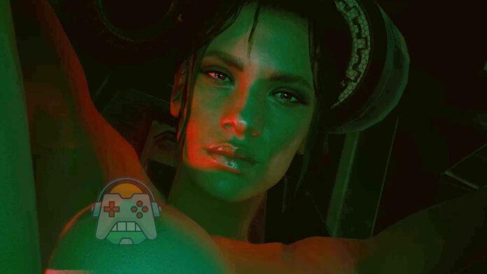 Cyberpunk 2077 Panam Palmer Romance