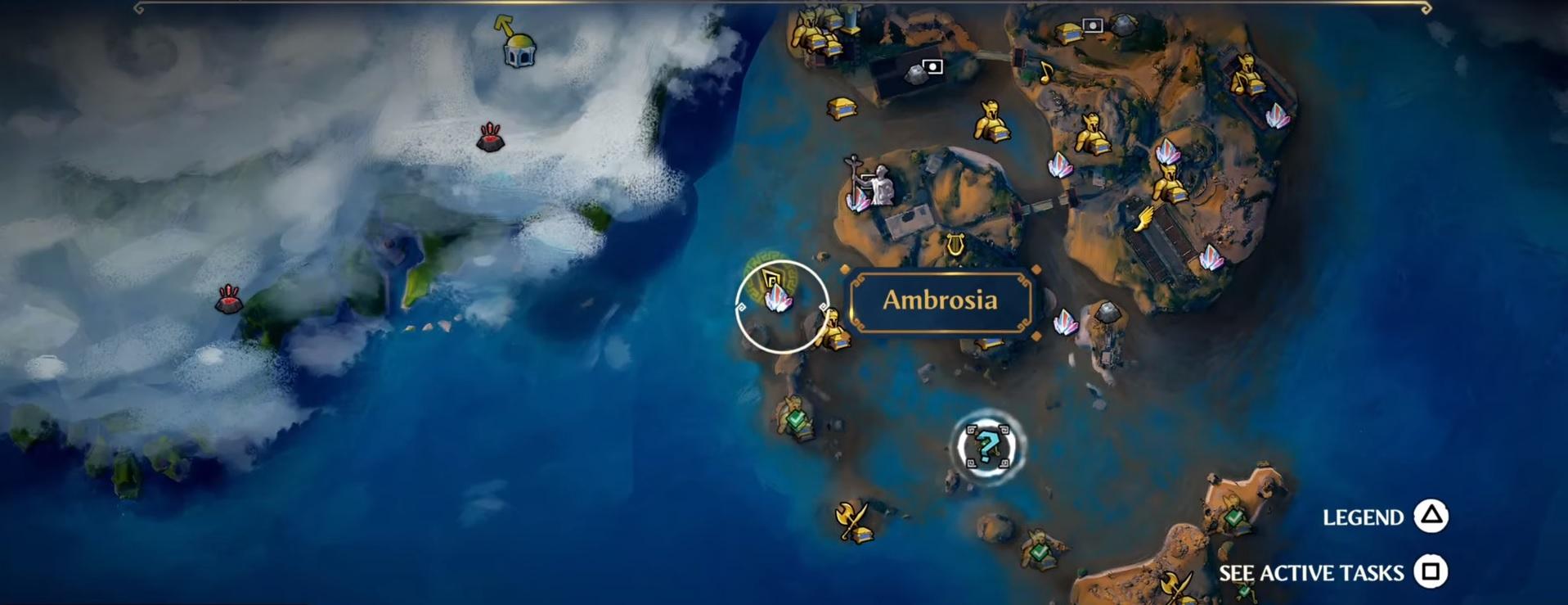 immortals Fenyx Rising Ambrosia 1