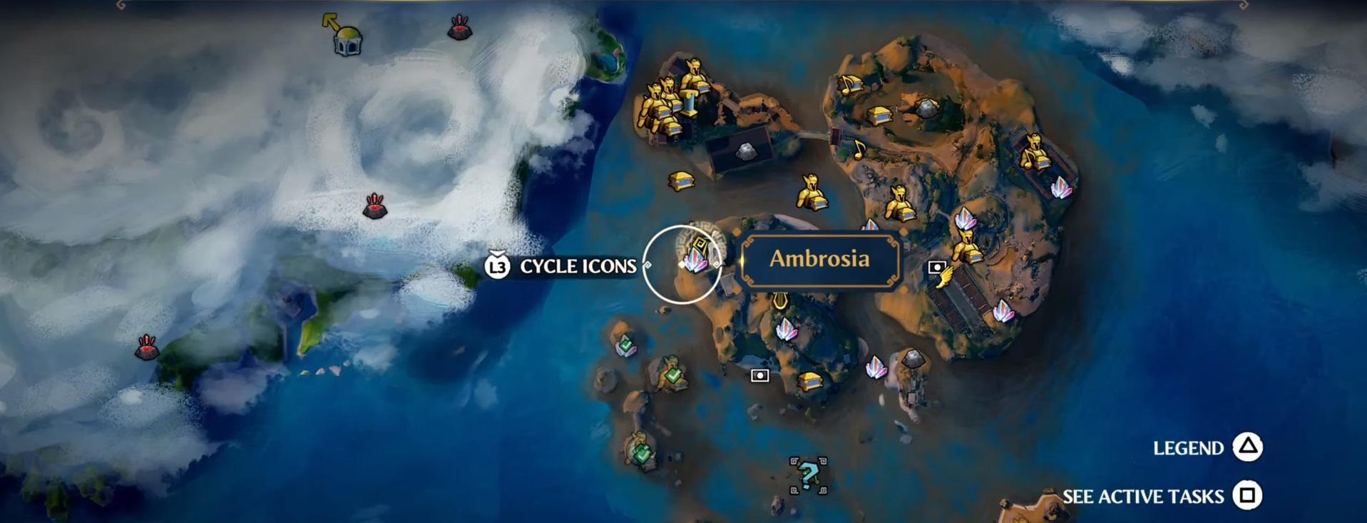 immortals Fenyx Rising Ambrosia 2