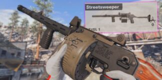 How to Unlock the Street-sweeper Shotgun in Call of Duty: Black Ops Cold War and Warzone