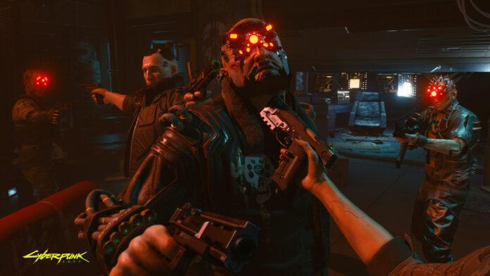 Tag Enemies in Cyberpunk 2077