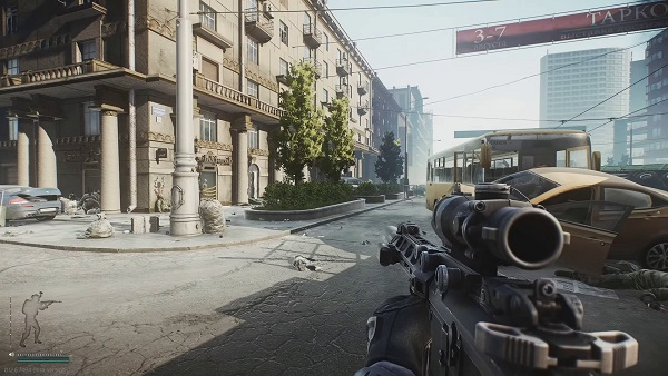 Escape from Tarkov The Peacekeeper quests