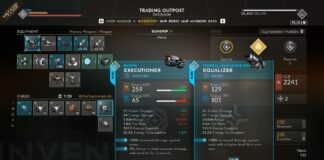 Everspace 2 inventory space