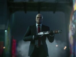 Hitman 3 find and contact Olivia