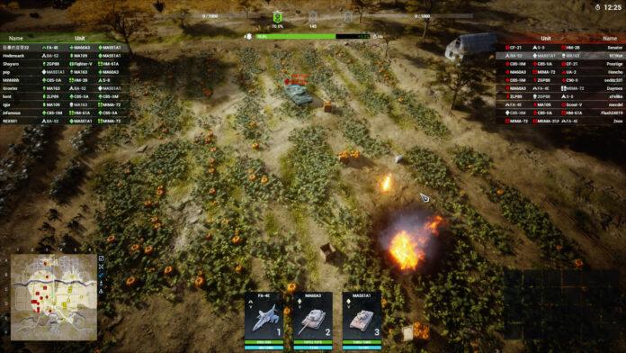 Iron Conflict Infantry