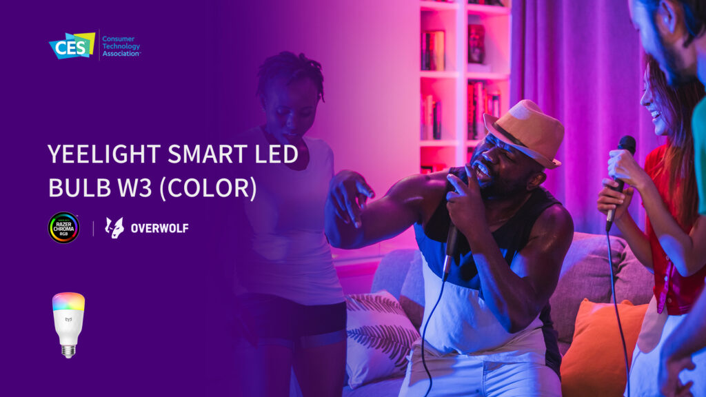 Yeelight Razer Chroma Smart Lights