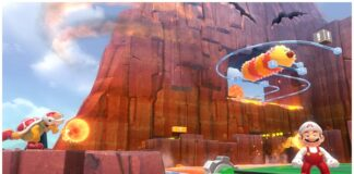 Bowser's Fury Mount Magmeow Cat Shard Shines Locations | Bowser's Fury Rosalina