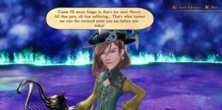 Bravely Default 2 Orpheus boss fight