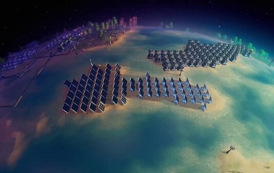 How to Get Titanium in Dyson Sphere Program, Dyson Sphere Program Power