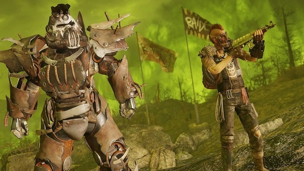 Fallout 76 Wastelanders keys and passcodes locations