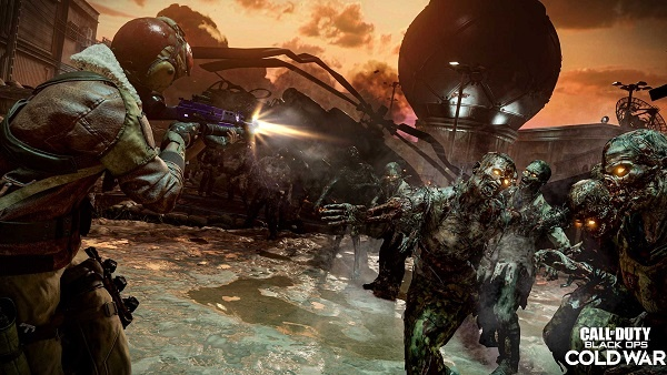 Black Ops Cold War Zombies Firebase Z Easter Egg Steps Guide