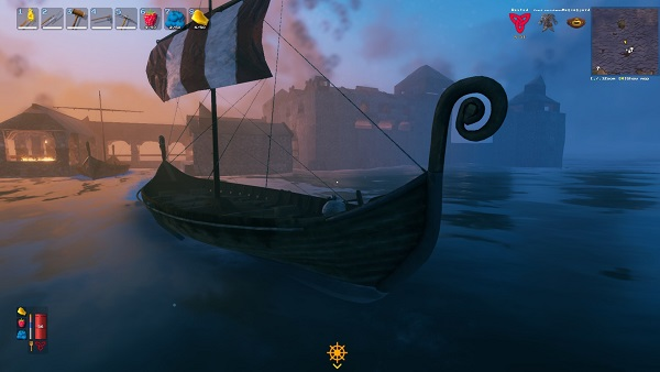 How to Find and Kill the Sea Serpent in Valheim