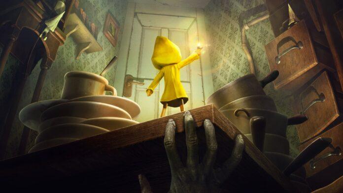 Little Nightmares 2 Yellow Raincoat Hat