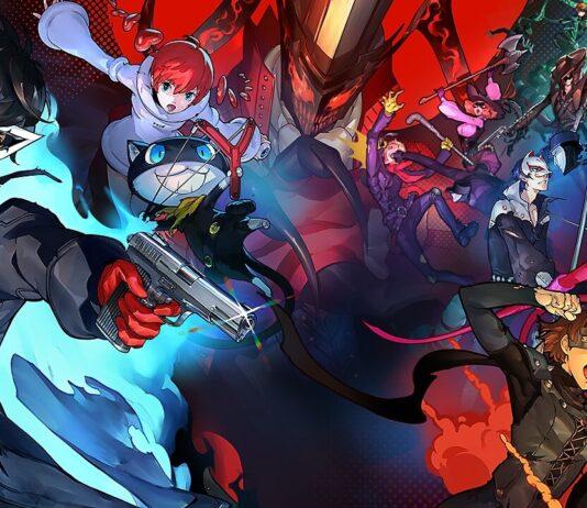 Persona 5 Strikers Crash Fix