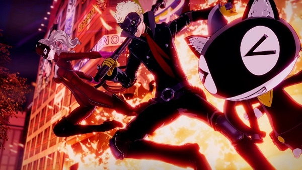 How to Change Personas in Persona 5 Strikers