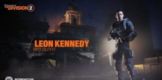 The Division 2 leon kennedy
