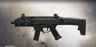 Warzone CX-9 Serac SMG unlock