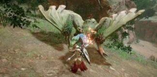 Monster Hunter Rise Pukei-Pukei