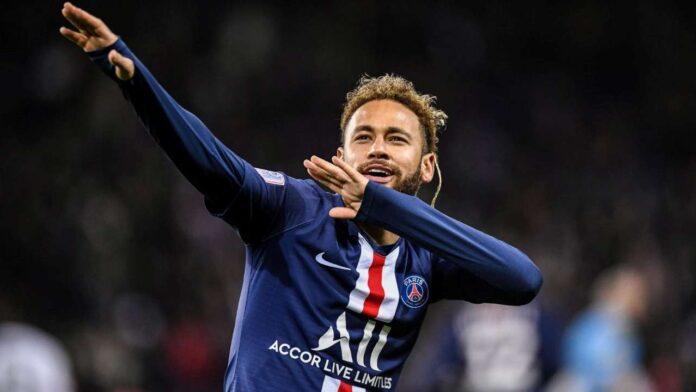 Neymar Jr Skin Fortnite