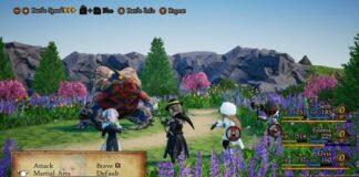 Bravely Default 2 Side Quests
