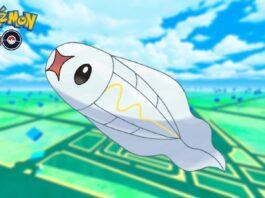 Tynamo Pokemon Go