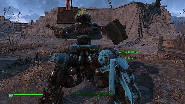 Fallout 4 Automatron quests