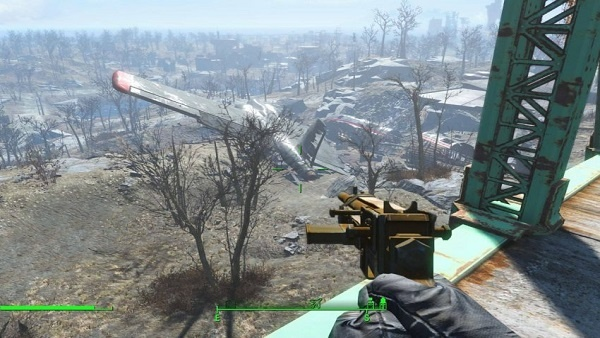 Fallout 4 Brotherhood of Steel Radiant Quests