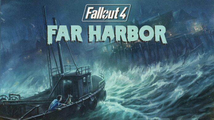 Fallout 4 Far Harbor Nucleus quests