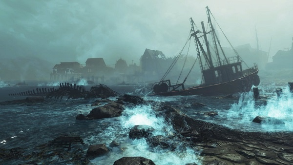 Fallout 4 Far Harbor side quests