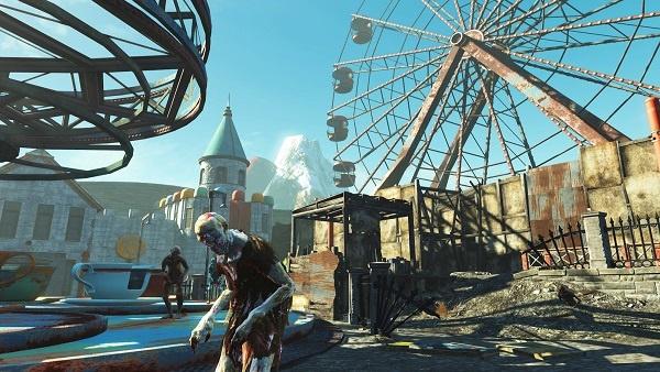 Fallout 4 Nuka World Perks