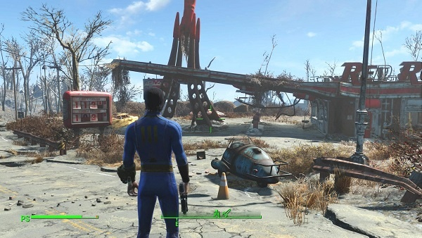 Fallout 4 Out of Time Walkthrough