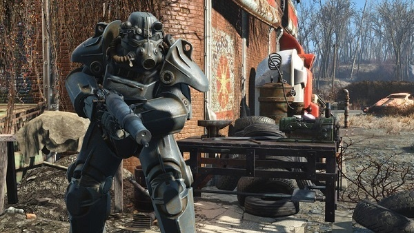 Fallout 4 Power Armor Locations