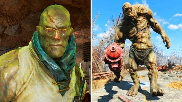 Fallout 4 Super Mutant Apparel Locations