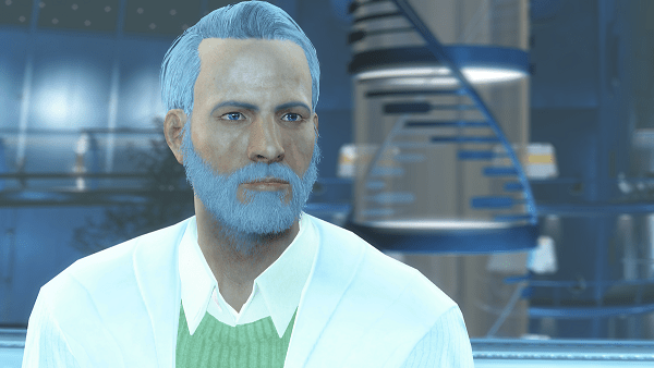 Fallout 4 The Institute Quests