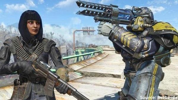 Fallout 4 Unique Armor Locations