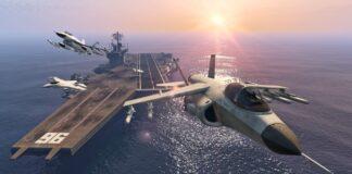 GTA Online Aircraft Carrier