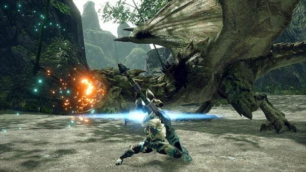 Monster Hunter Rise Great Sword