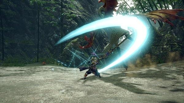 Monster Hunter Rise Long Sword