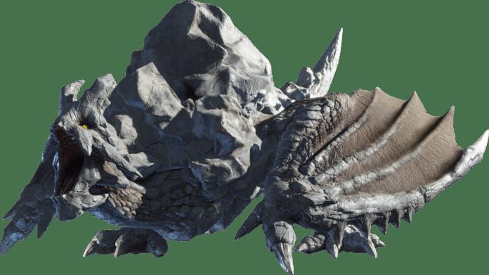 Monster Hunter Rise Basarios