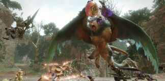 Monster Hunter Rise Bishaten