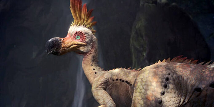 Bird Wyvern Gems Monster Hunter Rise