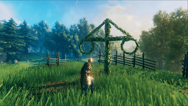 How to Build and Use Maypoles in Valheim