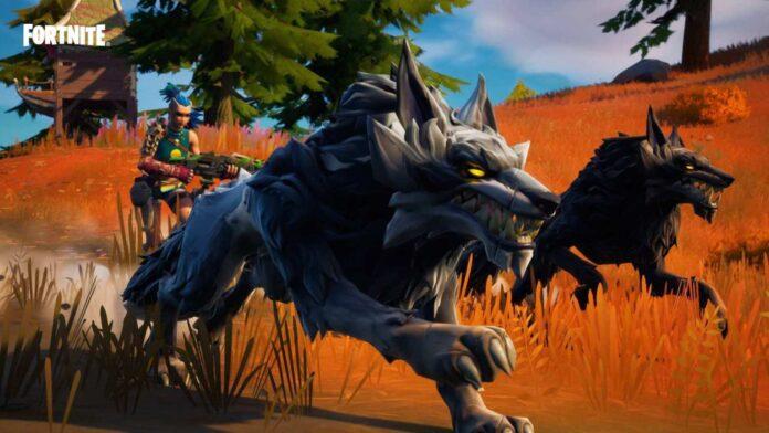 Tame Wolves Fortnite