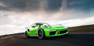 Porsche 911 GT3 RS Forza Horizon 4