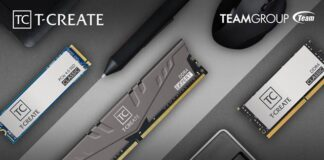 TEAMGROUP T-CREATE SSD