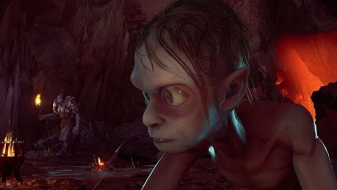 Lord Of The Rings: Gollum PS5