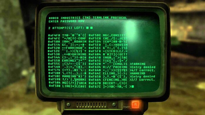Fallout 76 Hacking Guide